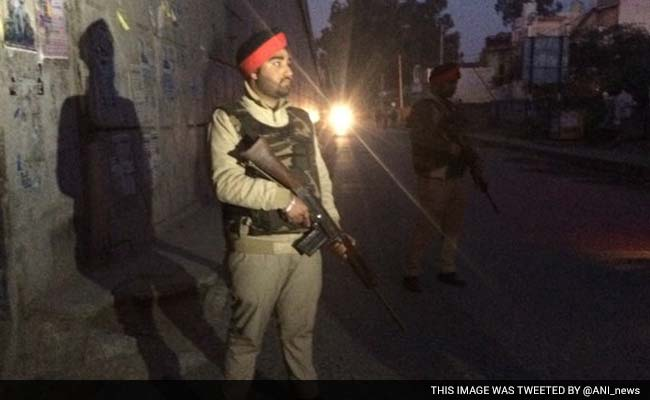 Terror Attack At Air Force Base in Punjab's Pathankot, 2 Terrorists Killed