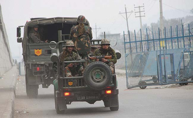 Pathankot, Mazar-i-Sharif Attacks Reminder Of Terror Threat: US Lawmaker