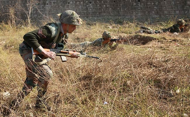 Pathankot Attack: Combing Operations Underway To Sanitise Air Base