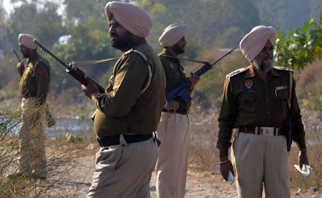 Man Arrested For Suspicious Activities Near Border In Punjab's Gurdaspur