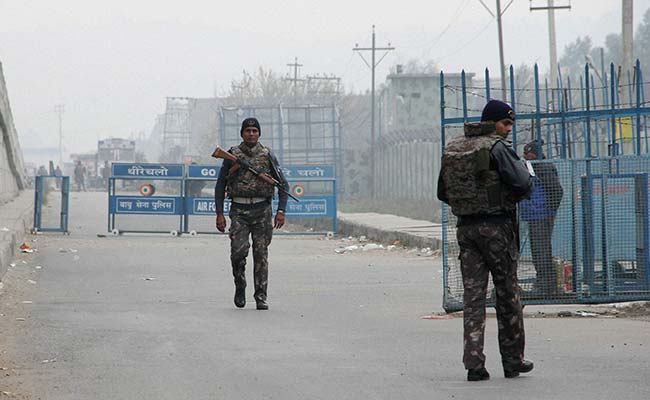 Mobile Phone, AK-47 Ammo Found In Fresh Searches At Pathankot Base