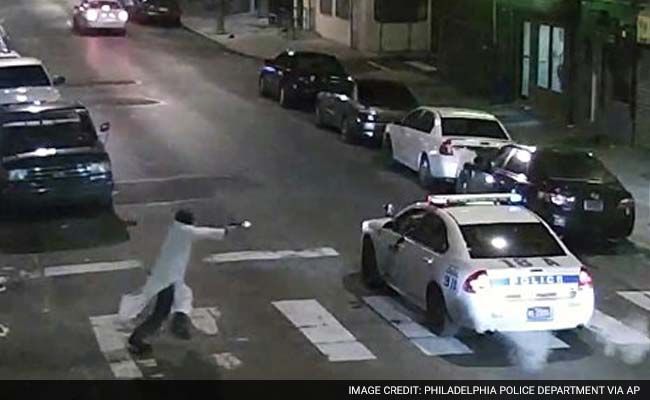 ISIS Sympathizer Shoots Philadelphia Cop In 'Chilling' Ambush