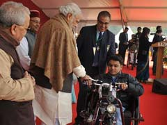 Need To Change Mindset Towards Differently-Abled: PM Narendra Modi