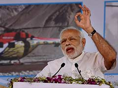 India Must End Dependence On Weaponry Imports, Says PM Narendra Modi