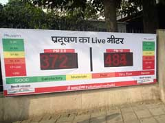 Odd-Even Launch: On Day 1, Delhi's Air Quality Fluctuates