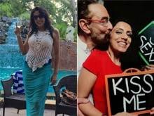 Pooja Bedi Deletes 'Evil Stepmother' Tweet After Dad Kabir's Wedding