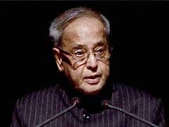 President Pranab Mukherjee To Visit Darjeeling On July 13