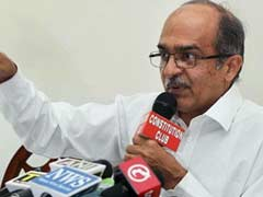 Fresh Case Filed Against Prashant Bhushan For His Lord Krishna Remark