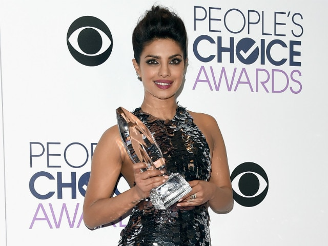 Priyanka Chopra is People's Choice. What Celebs Have to Say on Twitter