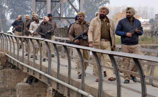 Pathankot Effect: Heads Roll In Punjab Police, New Night Patrol Rules