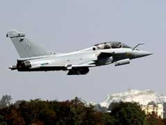 France Pitches For Naval Version Of Rafale