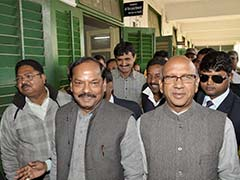 Congress Accuses BJP Of Influencing Rajya Sabha Polls In Jharkhand
