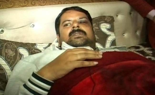 Terrorists Slashed My Throat, Left Me To Die: Abducted Jeweller To NDTV