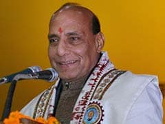 Rajnath Singh To Inaugurate 6th Student Police Cadets Day Celebrations