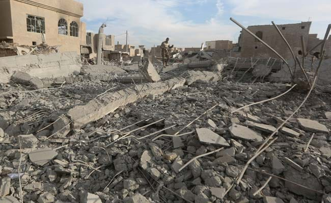 Ramadi Residents Describe Their Nightmare Escape From Islamic State