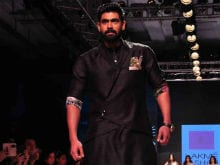 Rana Daggubati Begins Shooting For Ghazi