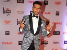 Ranveer Feels 'Honoured' to be Nominated in Best Actor Category With Big B