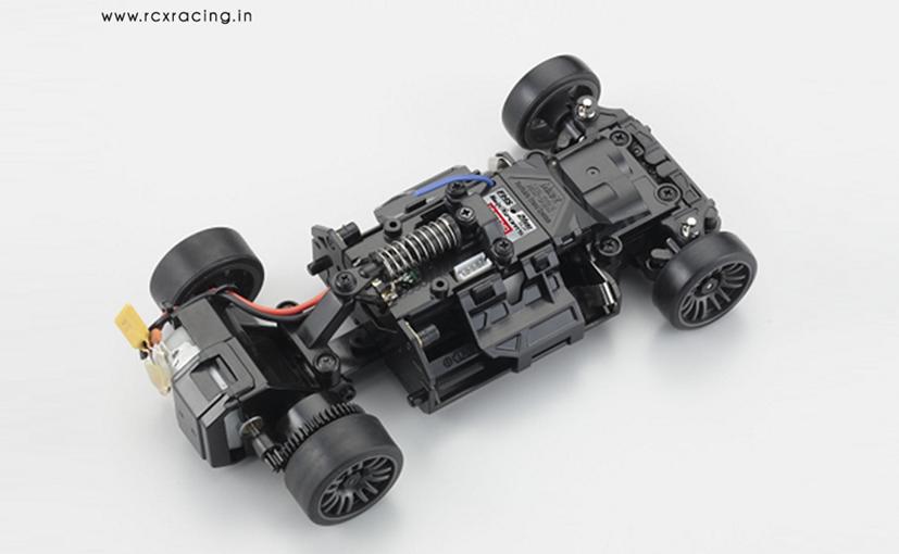 RC X Racing Mechanisam
