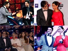 Filmfare Awards 0016: In Pics and Videos, an Inside Look at the Best Moments