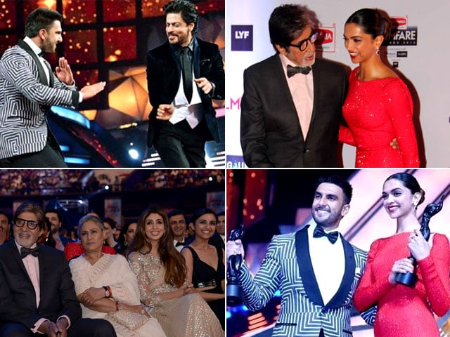Filmfare Awards 2016: In Pics and Videos, an Inside Look at the Best Moments