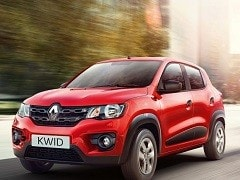 Renault Kwid Production to Be Ramped Up to 10,000 Units a Month by March