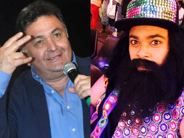 'Go Kiku Sharda,' Tweets Rishi Kapoor After Comedian's Arrest