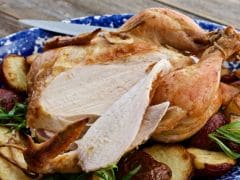 For The Ultimate Roast Chicken, Go French