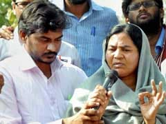 Rohith Vemula's Mother Hospitalised After Chest Pain