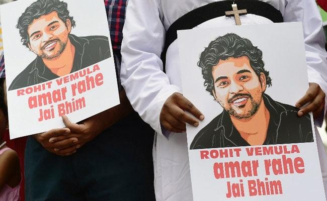 रोहित वेमूला खुदकुशी मामला : तेलंगाना के सभी विश्वविद्यालयों ने बुलाया बंद