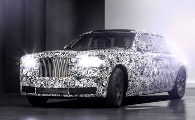 Rolls-Royce Begins Testing New Aluminium Architecture