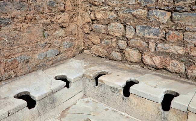 How Roman Toilets (And Fish Sauce) May Have Helped Spread Parasites Across Europe