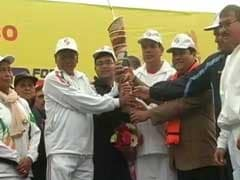 At North East's Mega Sports Event, Both BJP Congress Hope To Score