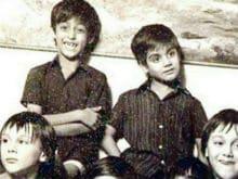 Shah Rukh at Kajol's Mehendi to Little Salman, 21 Really Old Pics