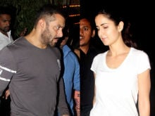 Salman Khan And Katrina Kaif's Late Night Rendezvous at Mumbai Nightspot