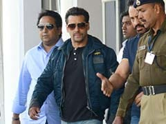 Salman Khan Drove The Gypsy To The Spot Of Poaching: Prosecution
