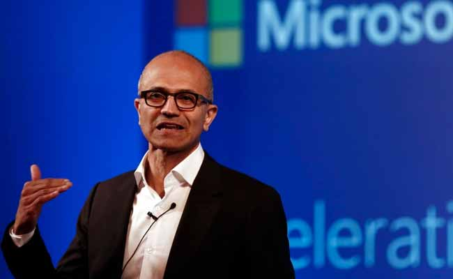 Michelle Invites Satya Nadella For Obama's Last State Of The Union Address