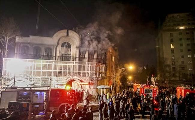 Saudi Embassy Attack May Backfire On Iran Hardliners