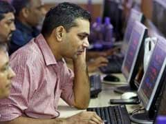 Sensex Ends 316 Points Lower Amid Global Selloff