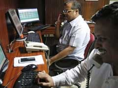 Sensex Rises But on Track to End The Week Lower