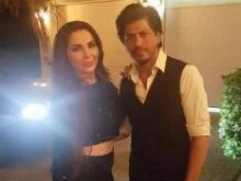 Inside Pics: Shah Rukh Khan's Fantastic Dubai Holiday