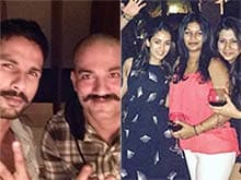 A Sneak Peek Into Shahid, Mira's New Year Celebrations