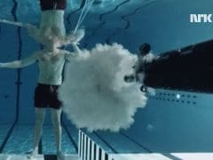 He Shot Himself Underwater in the Name of Science. This is the Result