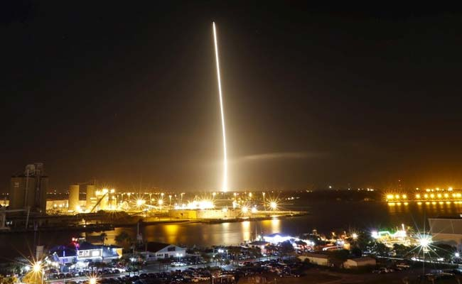 SpaceX To Retry Ocean Rocket Landing After Success On Land