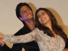 Shah Rukh Khan Says a 'Mature' Love Story With Kajol Will be 'Nice'