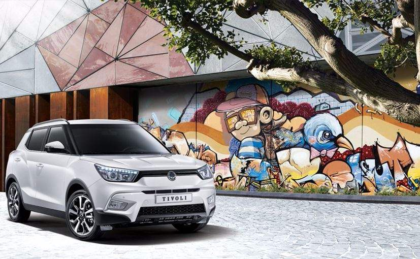 No More Ssangyong Products In India Says Mahindra Tivoli