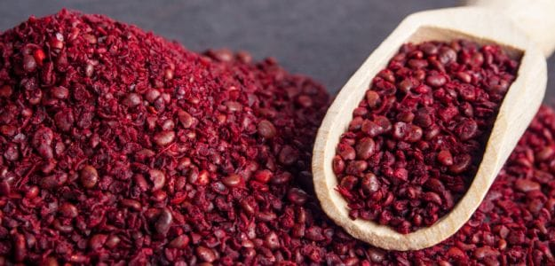 Sumac's Tart Flavor Adds To The Foraged Spice Rack