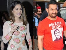 Yes, Aamir Khan Will Work With Sunny Leone. He Tweeted, She Replied