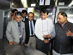 Railway Unveils Train Coaches With New, Refurbished Look