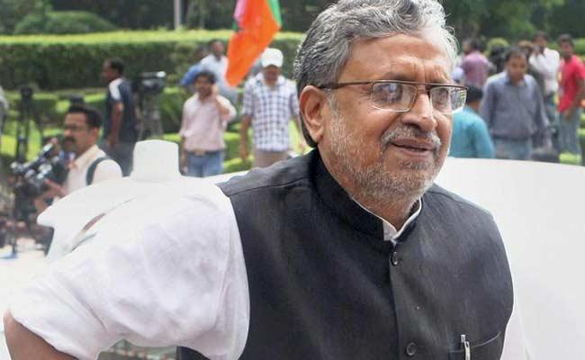 प्रशांत किशोर को जदयू का सलाहकार क्यों नहीं बना लेते नीतीश : सुशील कुमार मोदी