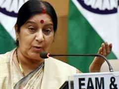Sushma Swaraj To Interact With Mumbaikars Tomorrow